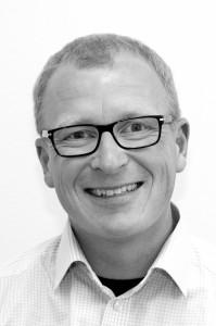 Faculty member Dr. Roger Sørheim