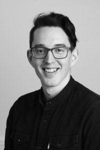 Faculty member Erik O'Donnell