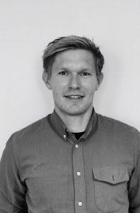Faculty member Even Haug Larsen