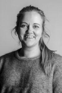 Faculty member Karoline Kaspersen